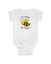Baby and Mom on Morther's Day Onesie front