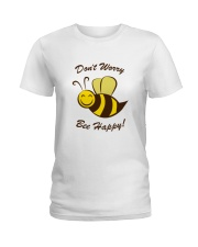 Baby and Mom on Morther's Day Ladies T-Shirt thumbnail