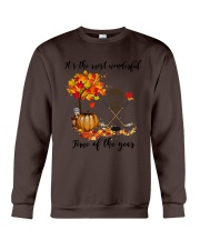 NC - Ice Hockey Wonderful Crewneck Sweatshirt thumbnail