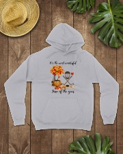 NC - Ice Hockey Wonderful Hooded Sweatshirt lifestyle-unisex-hoodie-front-7
