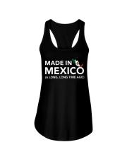 7DK - Mexican blood inside me Ladies Flowy Tank thumbnail