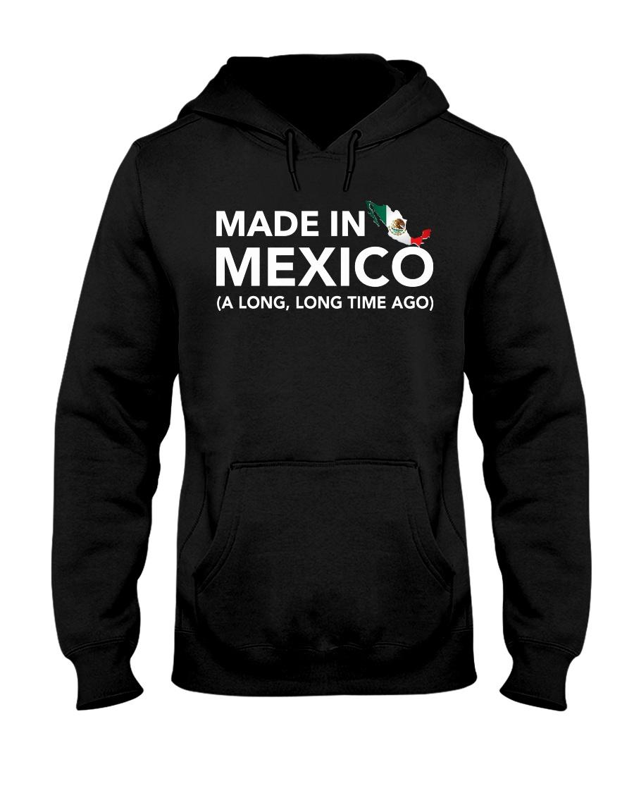 7DK - Mexican blood inside me Hooded Sweatshirt