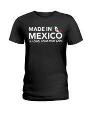 7DK - Mexican blood inside me Ladies T-Shirt thumbnail