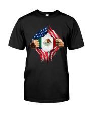 7DK - Mexican blood inside me Classic T-Shirt thumbnail