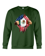 7DK - Mexican blood inside me Crewneck Sweatshirt thumbnail