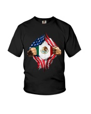 7DK - Mexican blood inside me Youth T-Shirt thumbnail