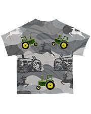 NC - Farmer 3D Gift All-over T-Shirt back
