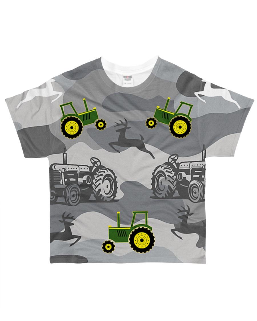 NC - Farmer 3D Gift All-over T-Shirt
