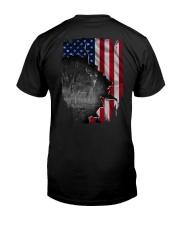 TB0509 - Deer Hunting Classic T-Shirt back