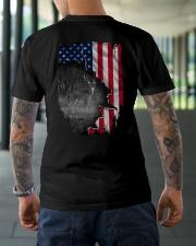 TB0509 - Deer Hunting Classic T-Shirt lifestyle-mens-crewneck-back-3