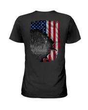 TB0509 - Deer Hunting Ladies T-Shirt thumbnail