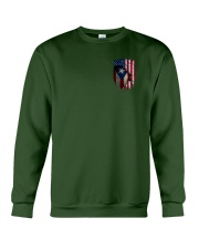 NC - Puerto Rican Blood inside me full Crewneck Sweatshirt thumbnail