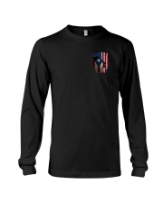 NC - Puerto Rican Blood inside me full Long Sleeve Tee thumbnail