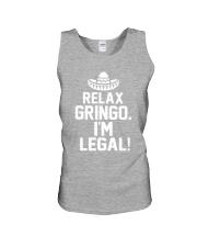 7DK - Relax gringo i'm legal Unisex Tank thumbnail