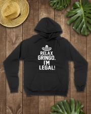 7DK - Relax gringo i'm legal Hooded Sweatshirt lifestyle-unisex-hoodie-front-7