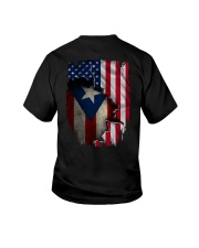 NC - Puerto Rican Blood inside me Youth T-Shirt thumbnail