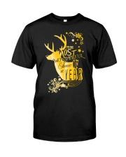 NC - Deer Wonderful Classic T-Shirt front