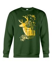 NC - Deer Wonderful Crewneck Sweatshirt thumbnail
