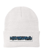 trolling for nothing single merch  Knit Beanie thumbnail
