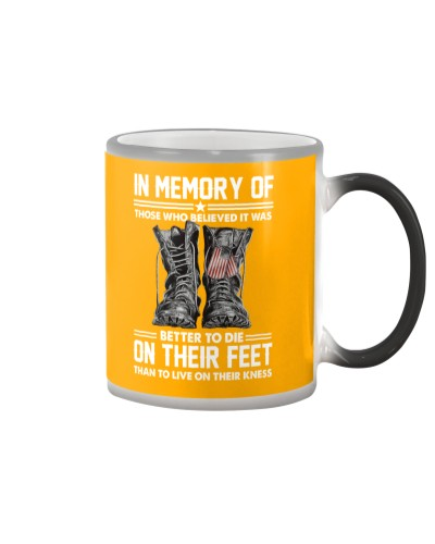 In Memory - Limited  Edition