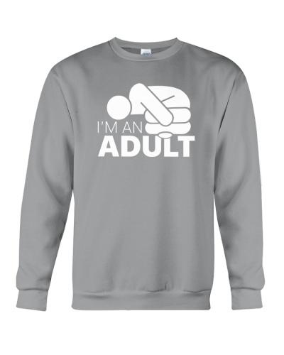 Jazza I'm An Adult Shirt