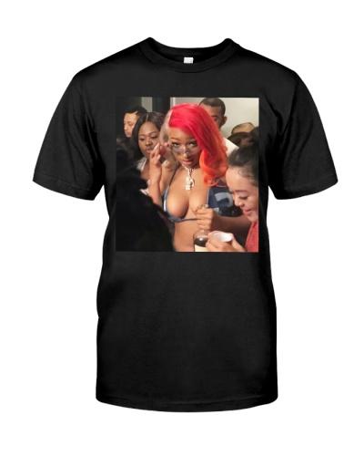 Tina Snow Summer Act Up Party Shirt