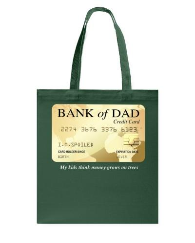 Bank Of Dad Credit Card
