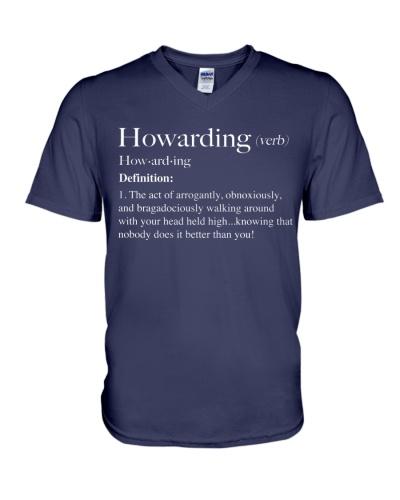 Howarding Definition Shirt