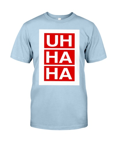 Anthony Adams UH HA HA Shirt