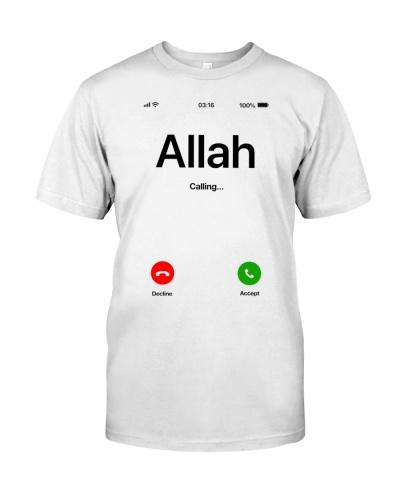 Allah Calling T Shirt