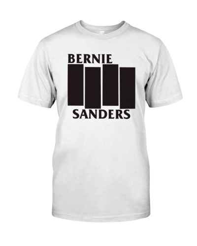 Black Flag Bernie Sanders Shirt