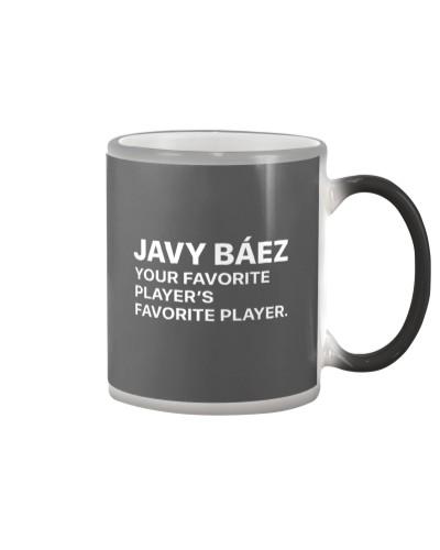 Javy Baez Your Favorite Player's Favorite Shirt
