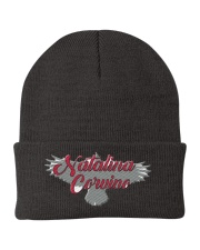 NATALINA CORVINO BEANIE V1 Knit Beanie front