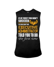 STICKER EXECUTIVE ADMINISTRATOR Sleeveless Tee thumbnail
