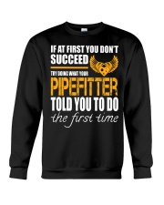 STICKER PIPEFITTER Crewneck Sweatshirt thumbnail