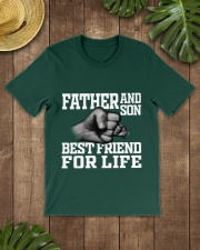 Father And Son Best Friend For Life Premium Fit Mens Tee lifestyle-mens-crewneck-front-18