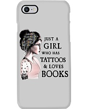 Tattoos and Love Books Limited Edition Phone Case i-phone-7-case