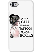 Tattoos and Love Books Limited Edition Phone Case thumbnail