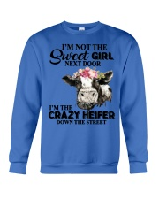 I'M NOT SWEET GIRL Crewneck Sweatshirt thumbnail