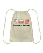 LORDS CALORIES Drawstring Bag thumbnail