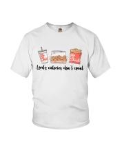 LORDS CALORIES Youth T-Shirt thumbnail