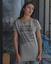 5 THINGS Classic T-Shirt apparel-classic-tshirt-lifestyle-08