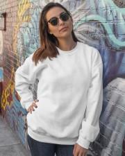 ONE BOO Crewneck Sweatshirt lifestyle-unisex-sweatshirt-front-3