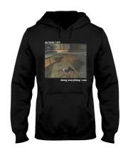 HAPPY NEW YEAR-ONLY 16 TODAY Hooded Sweatshirt thumbnail