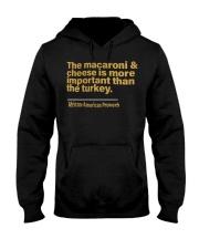 The macaroni Hooded Sweatshirt thumbnail