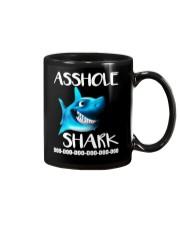 ASSHOLE SHARK Mug thumbnail