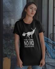 NO NO Classic T-Shirt apparel-classic-tshirt-lifestyle-08