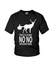 NO NO Youth T-Shirt thumbnail