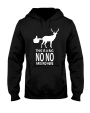 NO NO Hooded Sweatshirt thumbnail