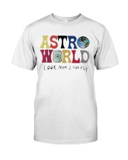 ASTRO WORLD Classic T-Shirt front